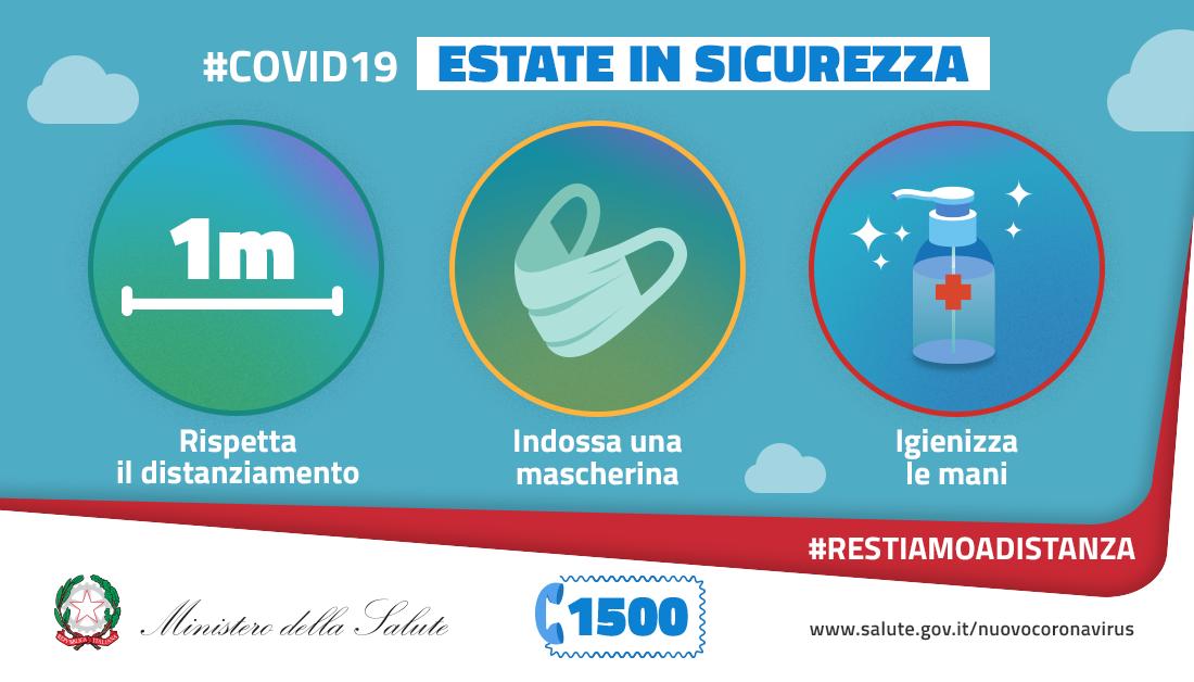 Covid 19 - Estate in Sicurezza