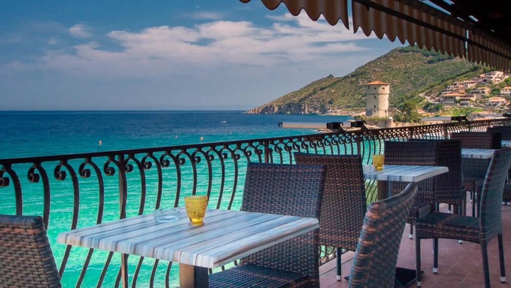 Hotels Isola del Giglio - Hotel da Giovanni