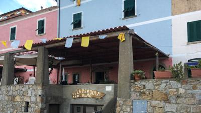 Albergo La Pergola Isola del Giglio Porto