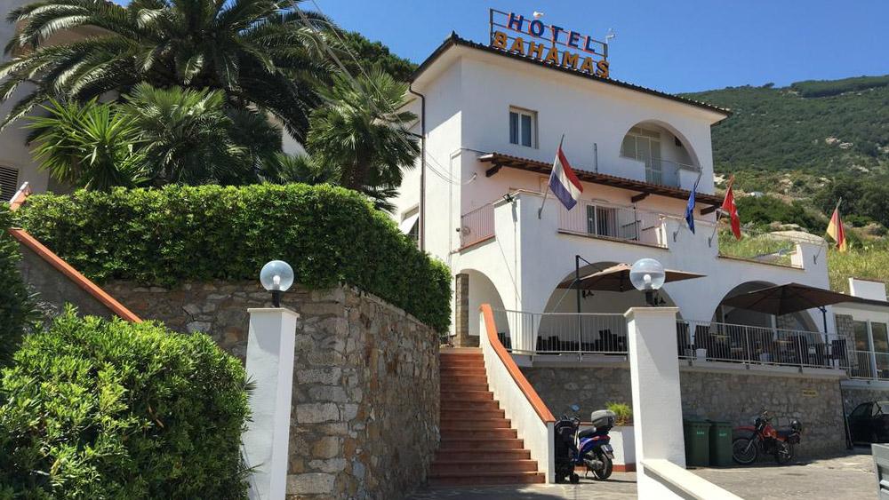 Hotel Bahamas, Isola del Giglio Porto