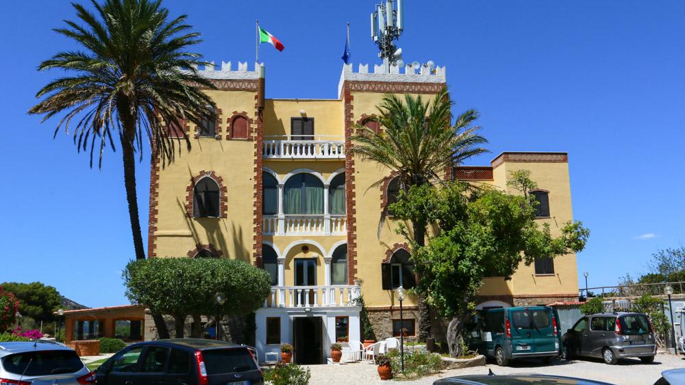 Hotels Isola del Giglio - Hotel Castello Monticello Giglio Porto