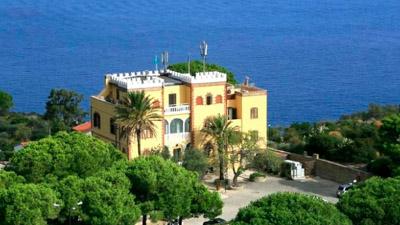 Hotel Castello Monticello Isola del Giglio Porto