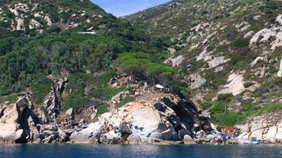 Hotel Pardini's Hermitage Isola del Giglio