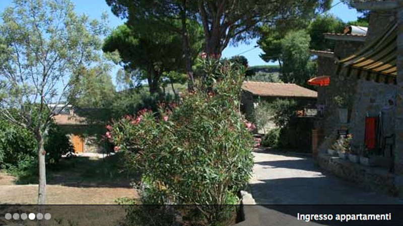 Residence Clary - Appartamenti Le Gigliole, Giglio Campese