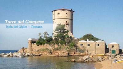 Torre di Campese, Isola del Giglio