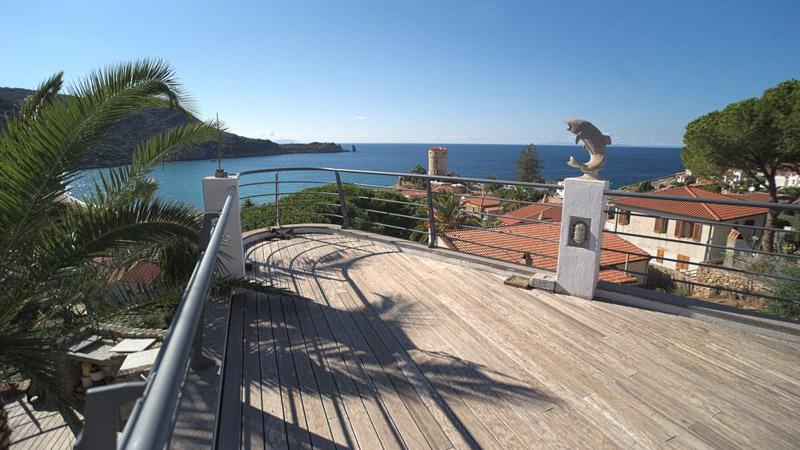 Isola Del Giglio Campese Appartamenti