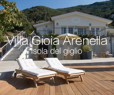Villa Gioia Giglio Arenella