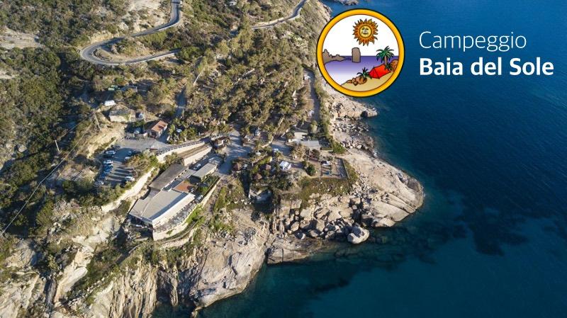 Isola del Giglio Camping - Campeggio Baia del Sole, Giglio Campese