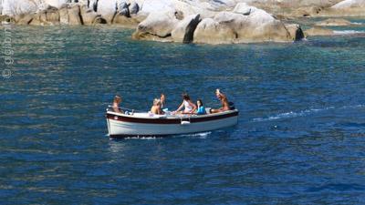 Barca Isola del Giglio