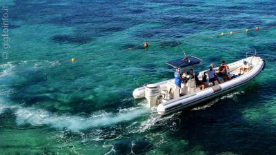 Taxi Boat Isola del Giglio
