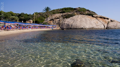Beach of Campese, Giglio Island