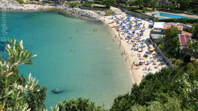 Spiaggia delle Cannelle