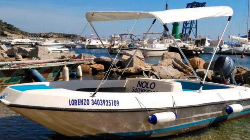 Noleggio barche giglio porto relaxing boat for Doccetta barca