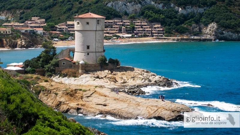 Isola del Giglio Paesi: Giglio Porto, Castello e Campese