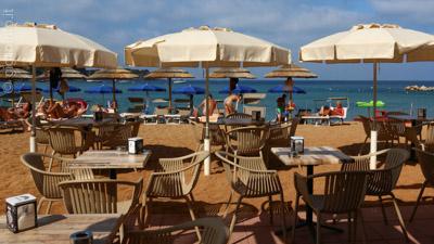 Spiaggia Attrezzata Hotel Campese, Spiaggia Giglio Campese