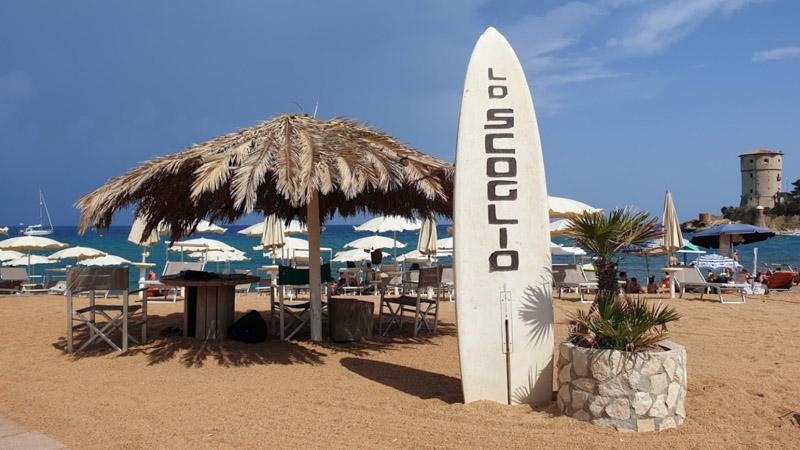 Stabilimento Balneare Spiaggia del Campese Lo Scoglio