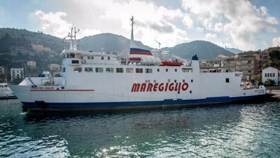 Traghetto Isola del Giglio, Maregiglio