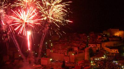 Fuochi d'Artificio Giglio Castello Festa di San Mamiliano