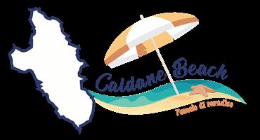Logo Caldane Beach Spiaggia delle Caldane, Isola del Giglio
