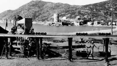 Miniera del Franco, Isola del Giglio Campese
