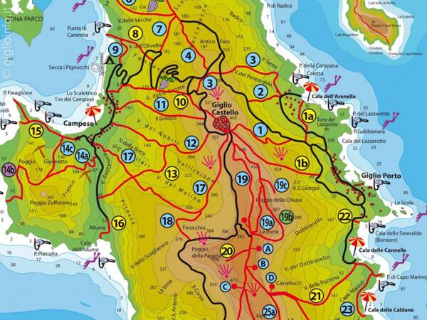 Cartina Stradale Nord Italia Da Stampare.Cartina Stradale Corsica Da Scaricare