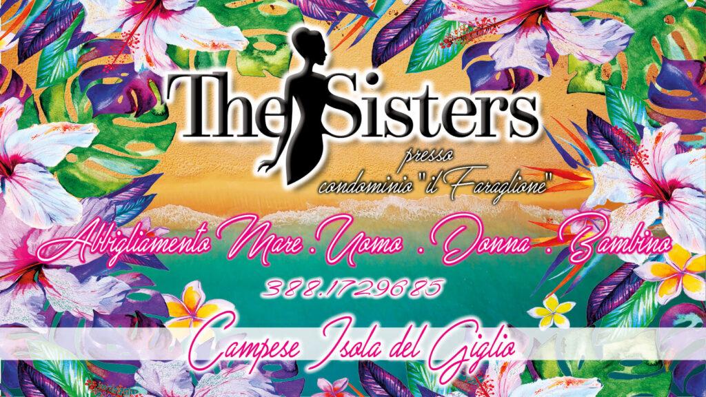 Negozio di abbigliamento Isola del Giglio Campese The Sisters