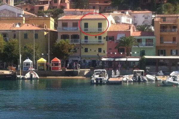 Appartamento Giglio Porto Isola del Giglio LCDP