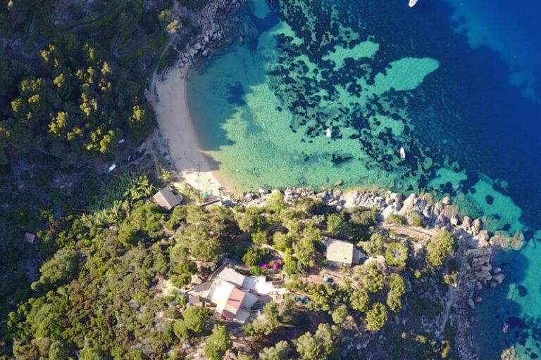 Villa iM Spiaggia delle Caldane, Isola del Giglio