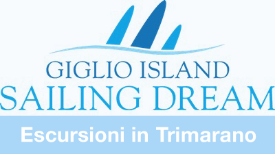 Giglio Island Sailing Dream Banner