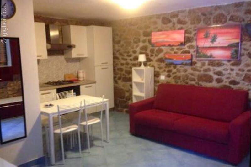 Appartamento Giglio Castello AA, Isola del Giglio