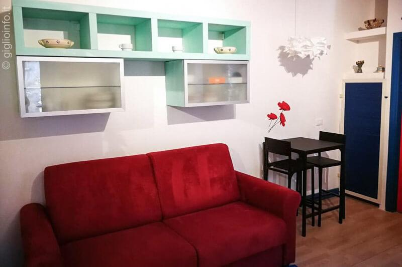 Appartamento Giglio Castello ASA, Isola del Giglio