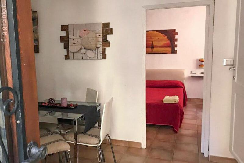 Appartamento Giglio Castello LCAC, Isola del Giglio