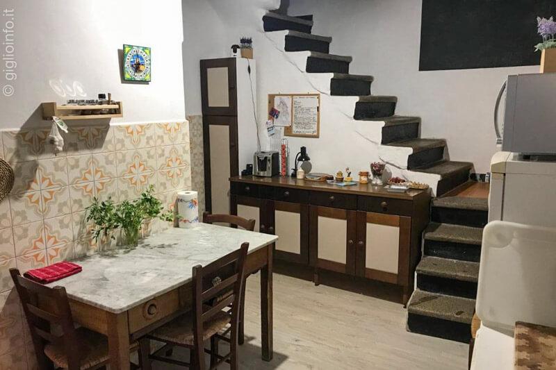Appartamento Giglio Castello LC, Isola del Giglio