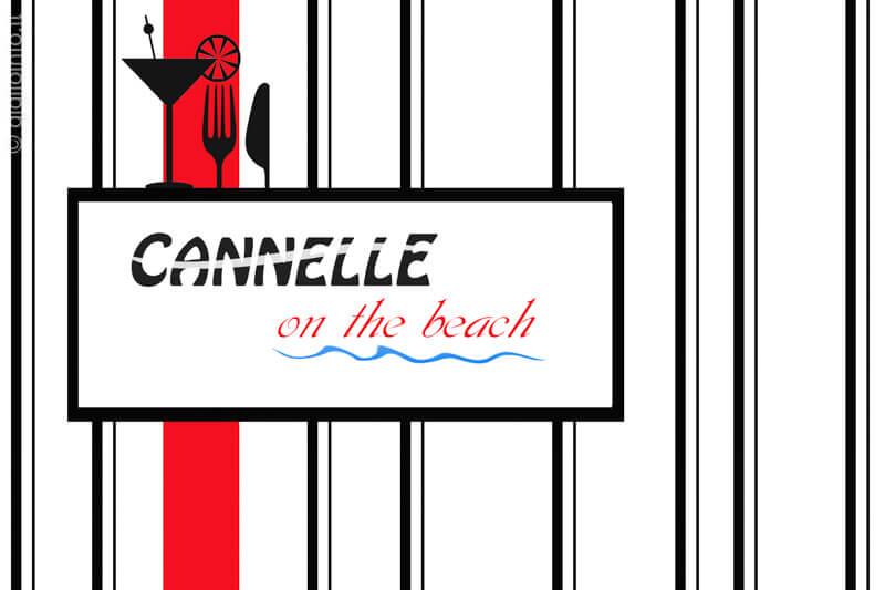 Cannelle on the Beach Ristorante Bar Pizzeria Logo