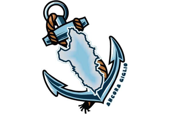 Noleggio Barche Isola del Giglio - Ancora Giglio Porto Logo