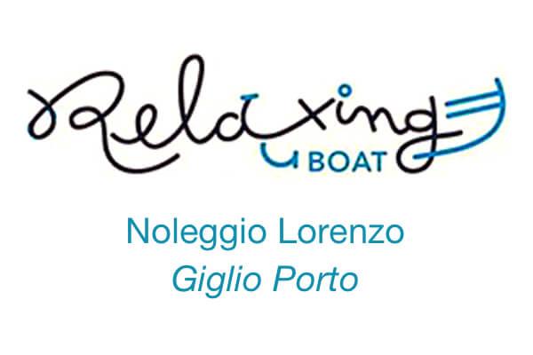 Noleggio Barche Isola del Giglio - Relaxing Boat Giglio Porto Logo