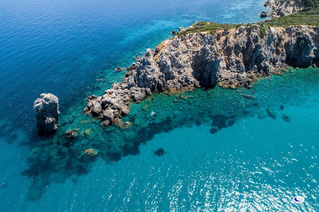 Punta del Faraglione, Mezzofranco, Isola del Giglio