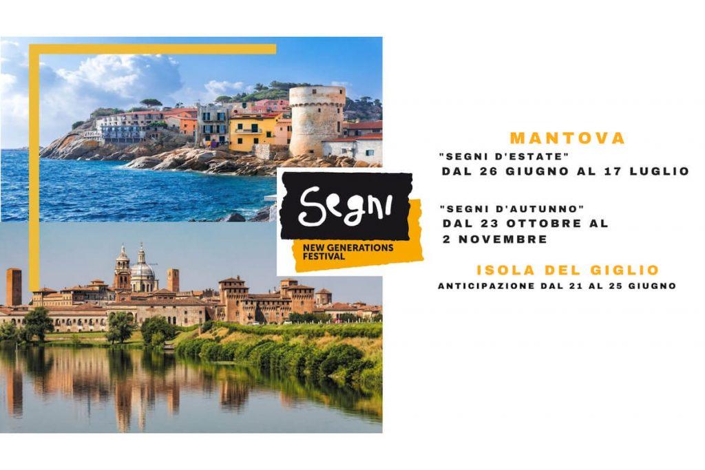 Segni Festival Edizione Montava Isola del Giglio