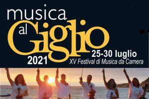 Banner Festival Musica al Giglio 2021