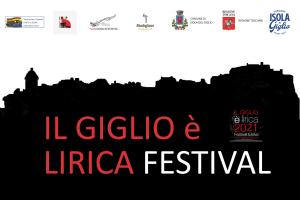 Logo e Sponsor Il Giglio è Lirica Festival 2021