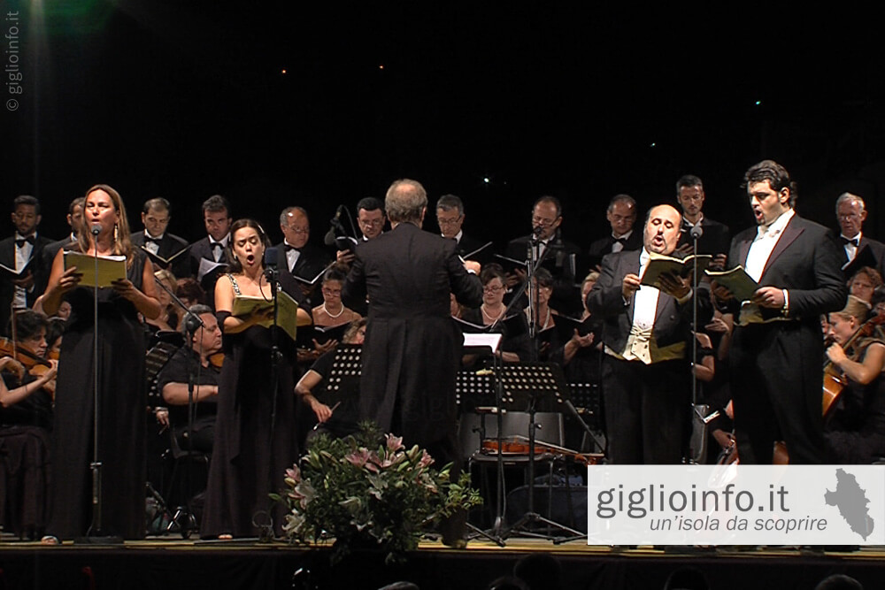 Concerto - Giglio Festival Estivo