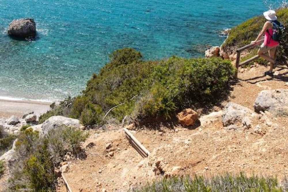 Sentiero e Spiaggia dei Pozzarelli, Isola del Giglio