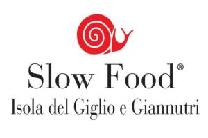 Logo Slow Food Isola del Giglio e Giannutri
