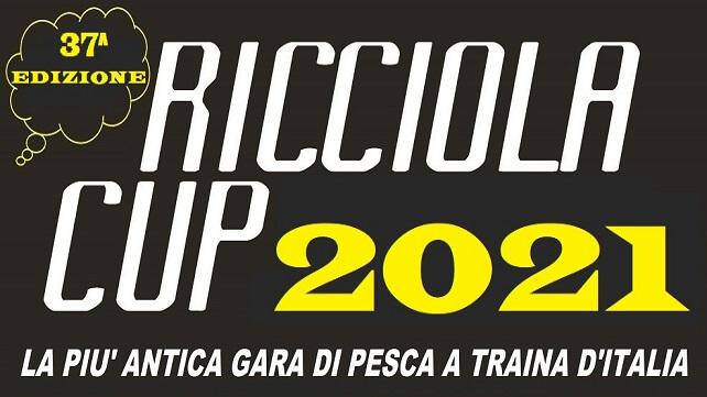 Logo Gara di Pesca Ricciola Cup 2021